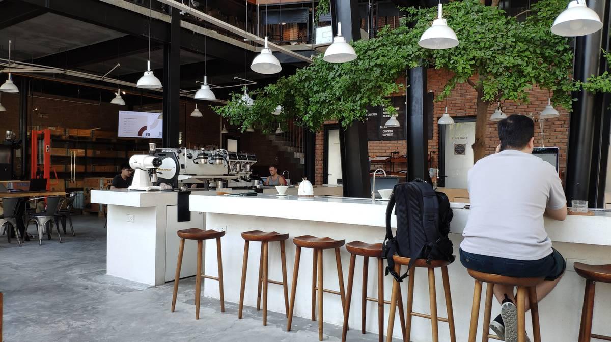 43 factory coffee cafeterias da nang
