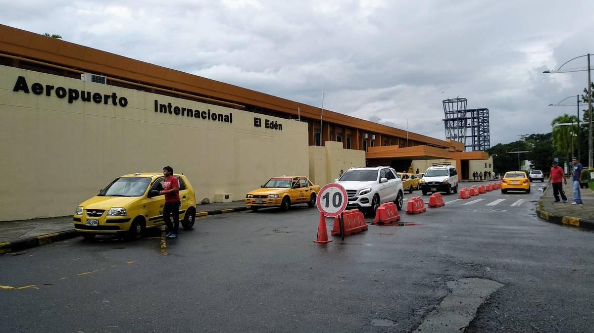 aeropuerto internacional el eden armenia