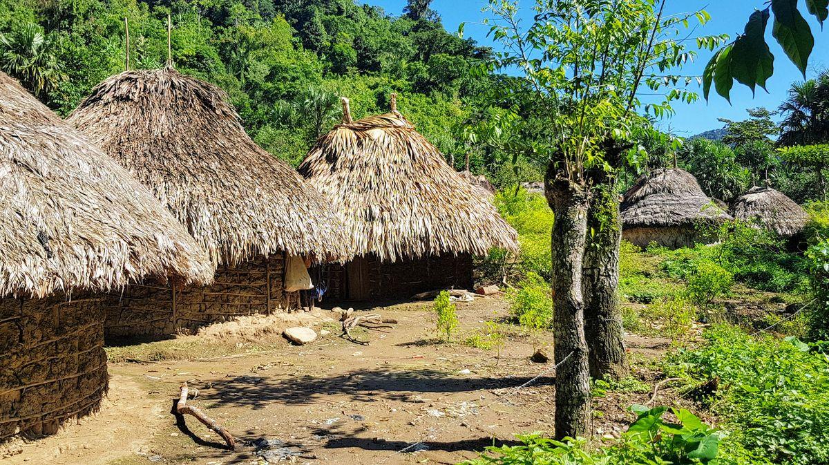 Kogui village