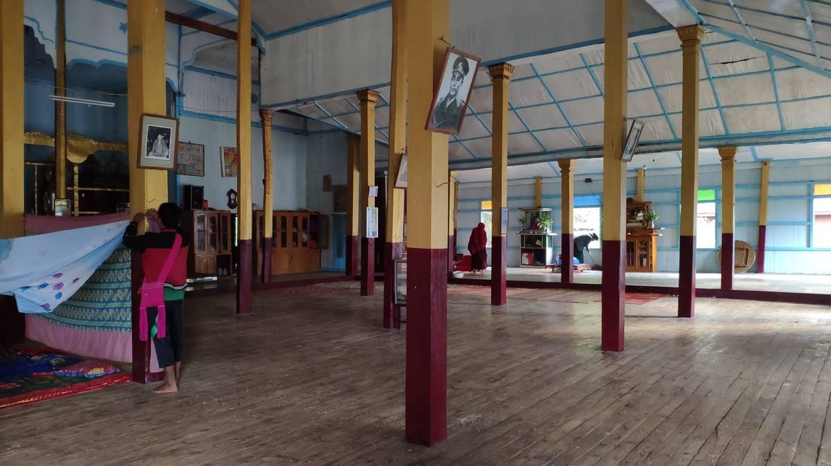Segunda noche en el Monasterio Htee Thein