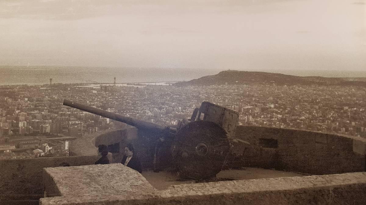 Anti-aircraft batteries of Carmel