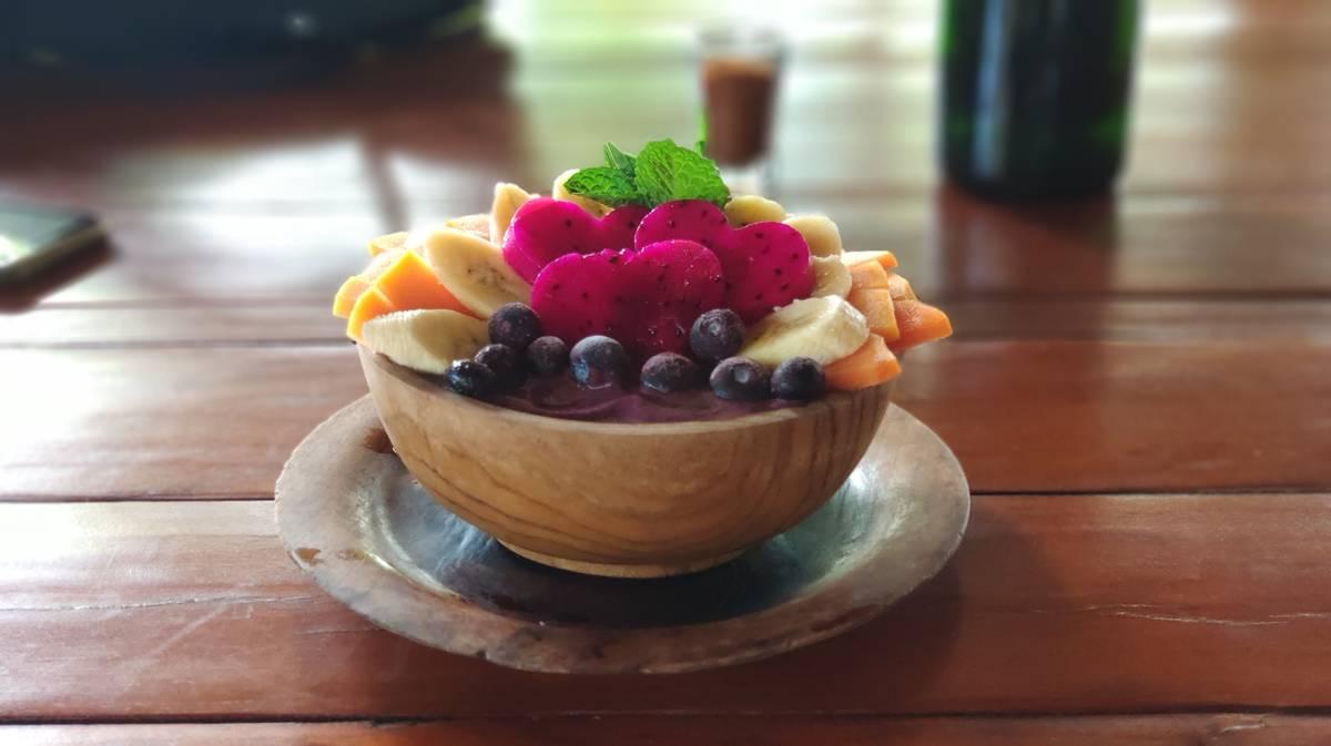 Beach Garden - Organic Kitchen Restaurante vegetariano Canggu
