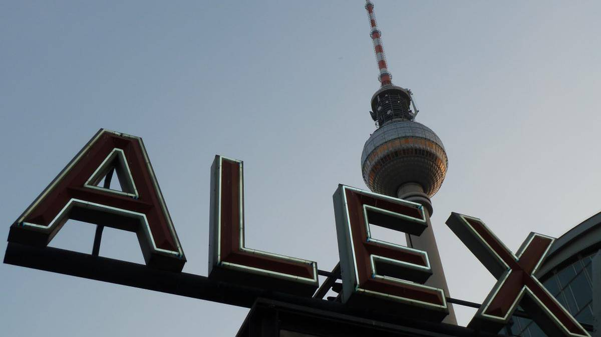 Berliner Fernsehturm (Torre de Televisión)
