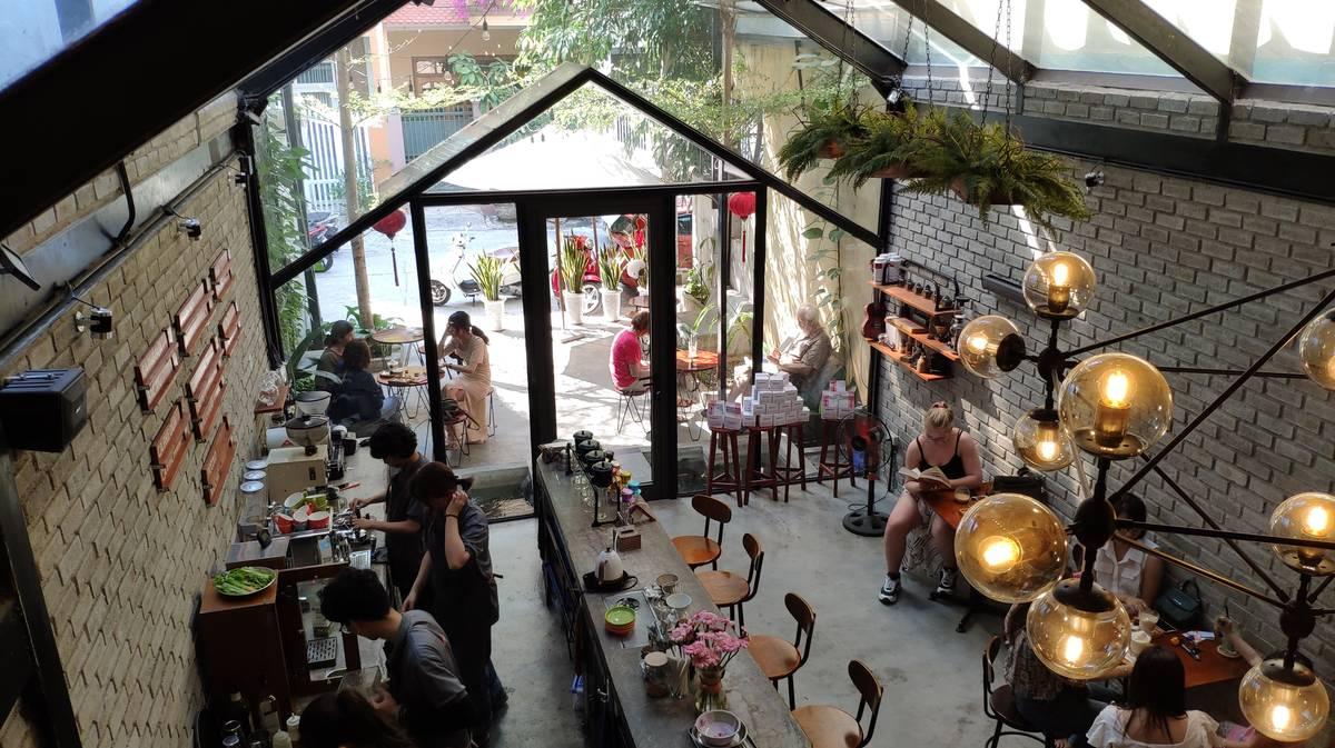 brewman coffee concept cafeterias da nang