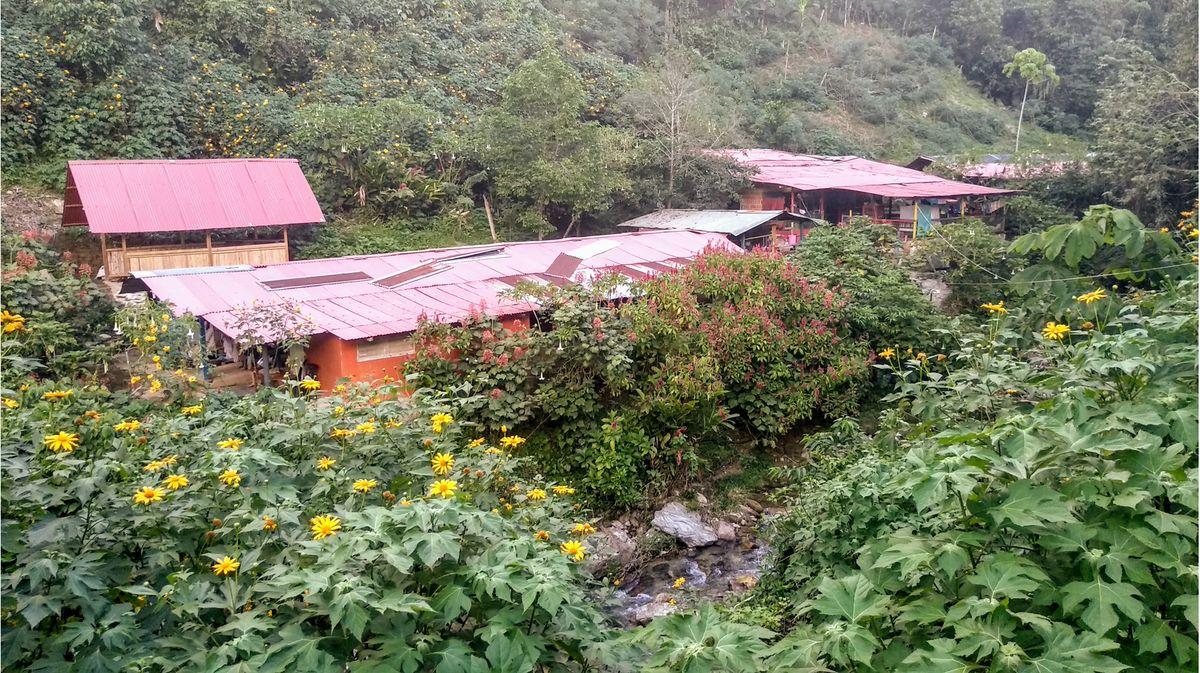 campamento adan