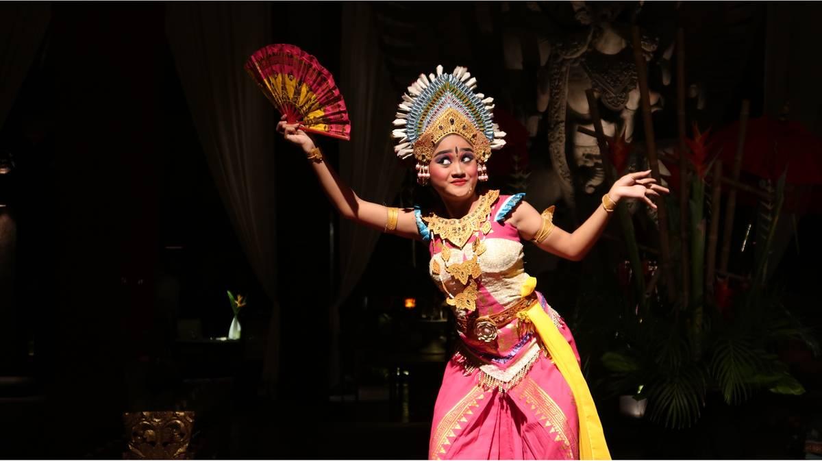 canggu danza balinesa