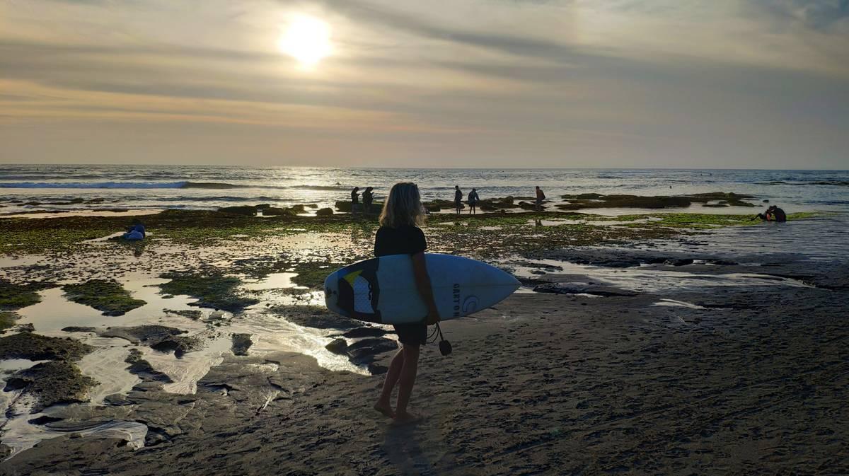 canggu echo beach