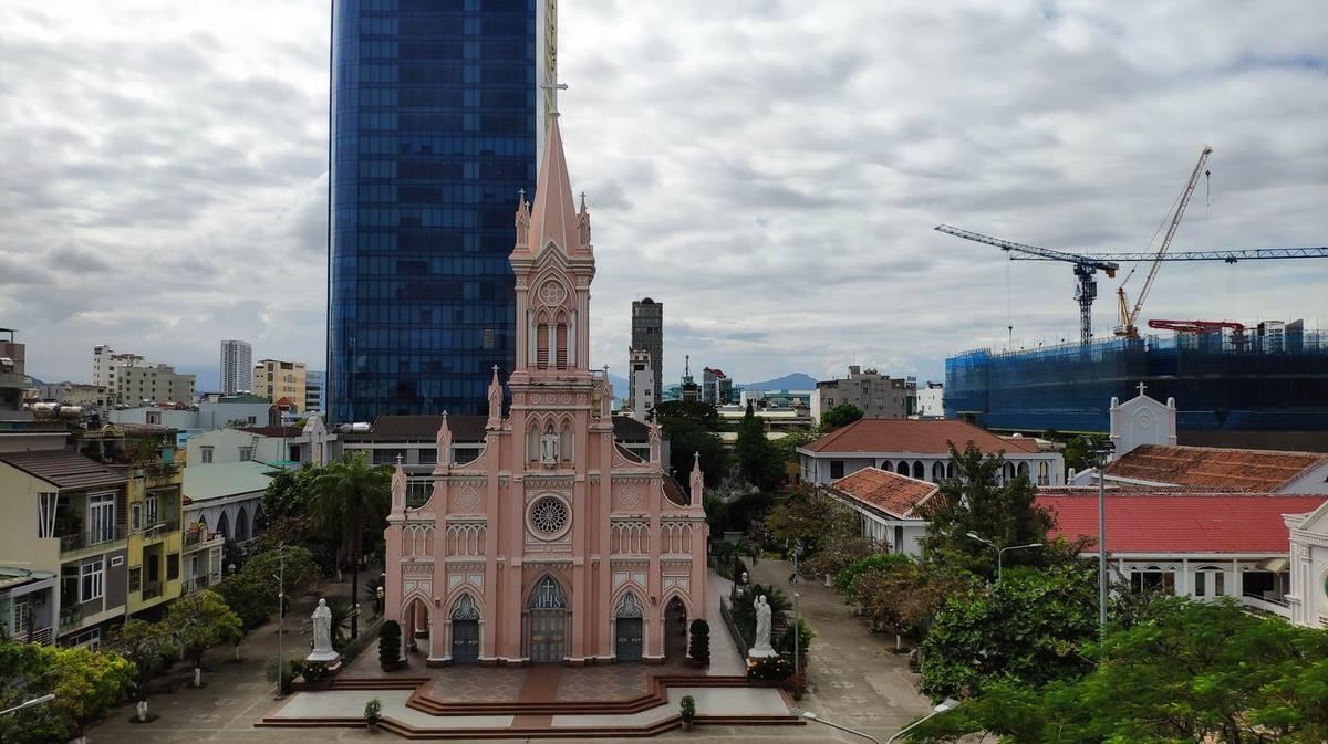 catedral de da nang
