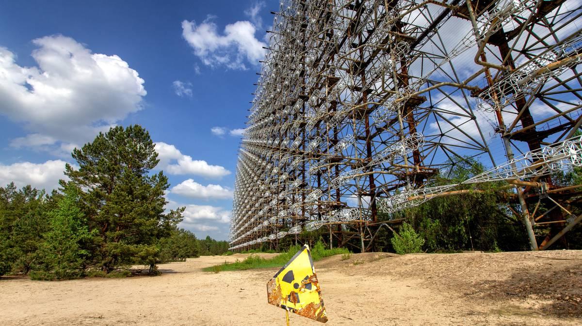 Chernóbil y Prípiat 1