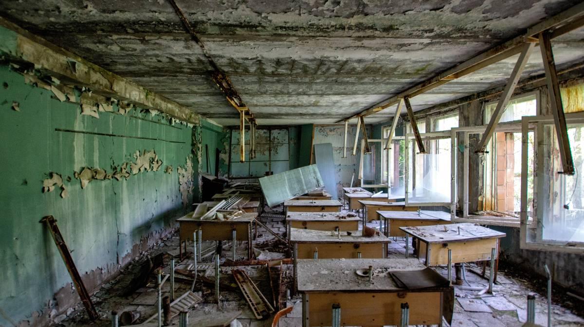 Chernóbil y Prípiat 2