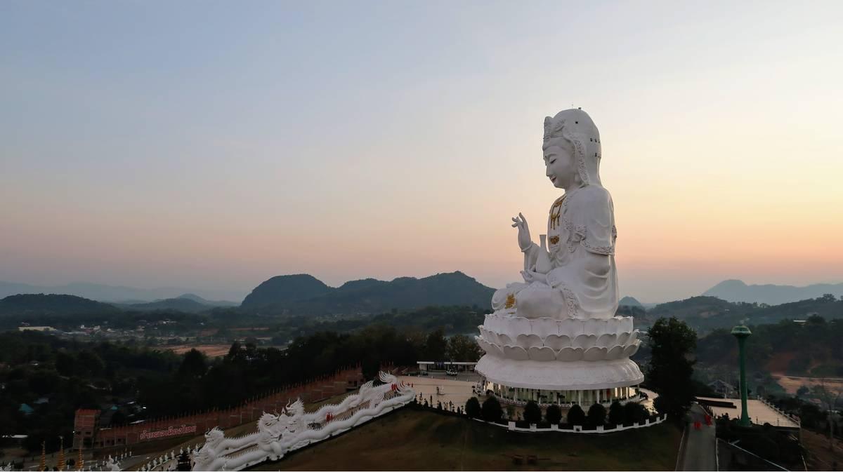 Big Buddha de Chiang Rai