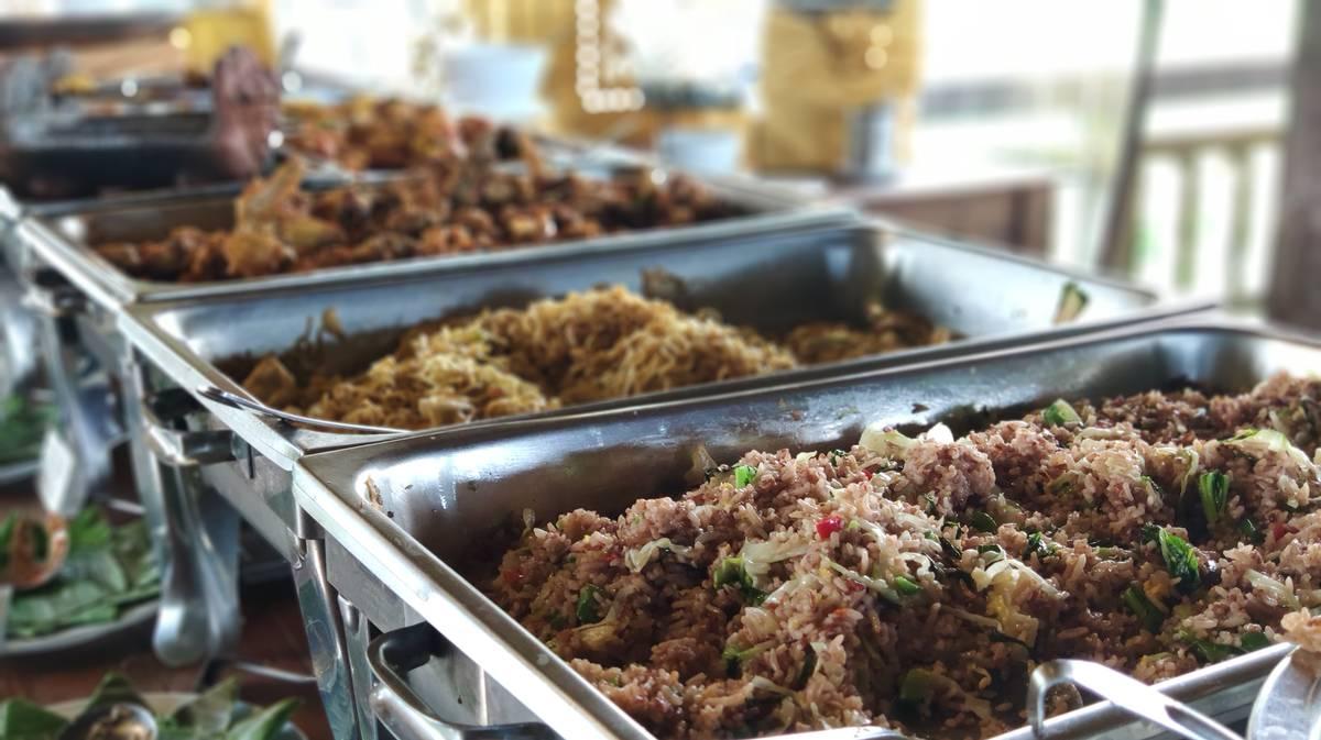 comida restaurante gong jatiluwih