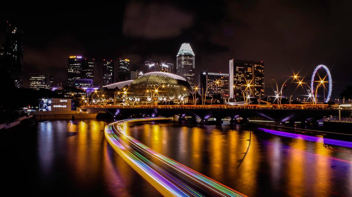 como ir singapur centro