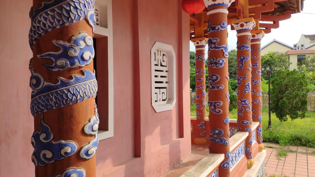 confucius temple hoi an