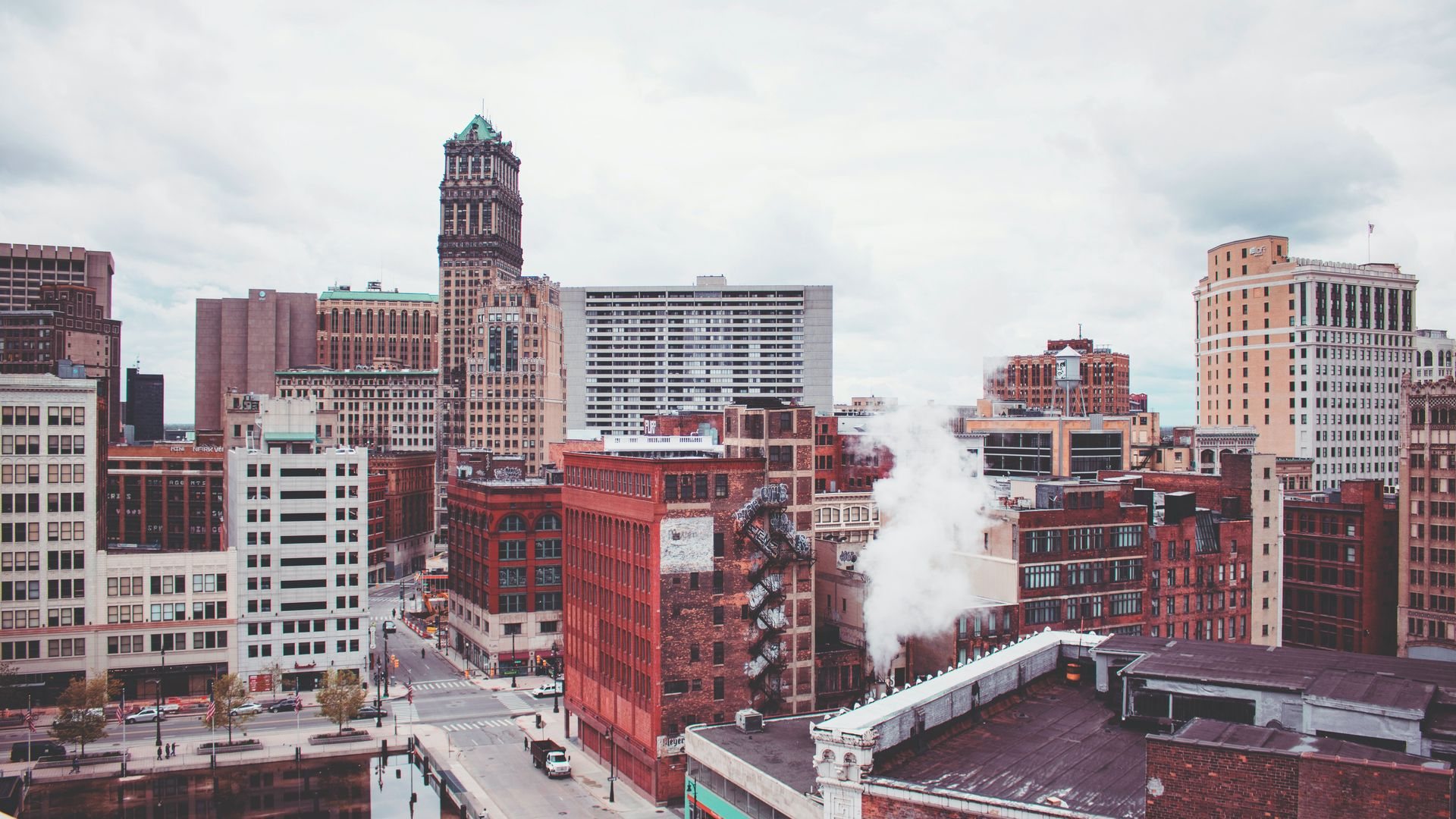 Qué ver en Detroit