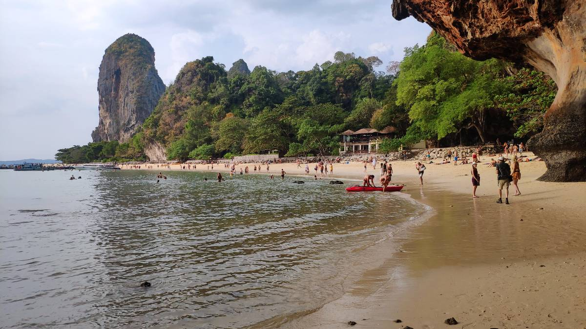 excursion bahia de railay