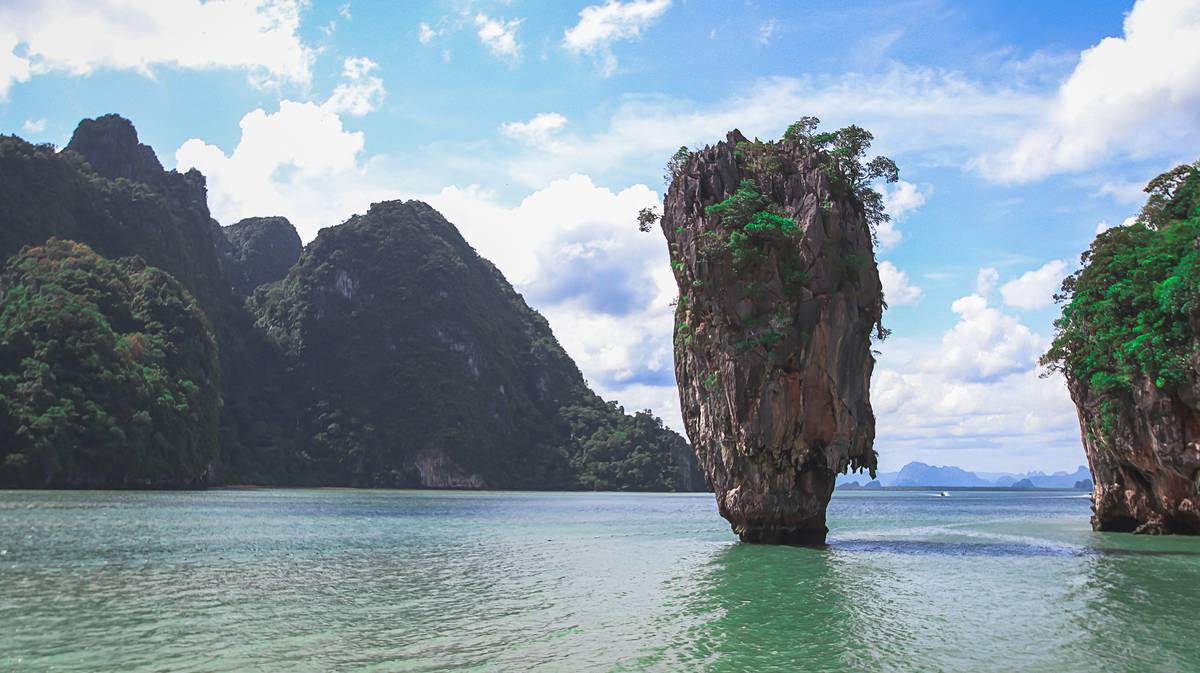 excursion james bond island
