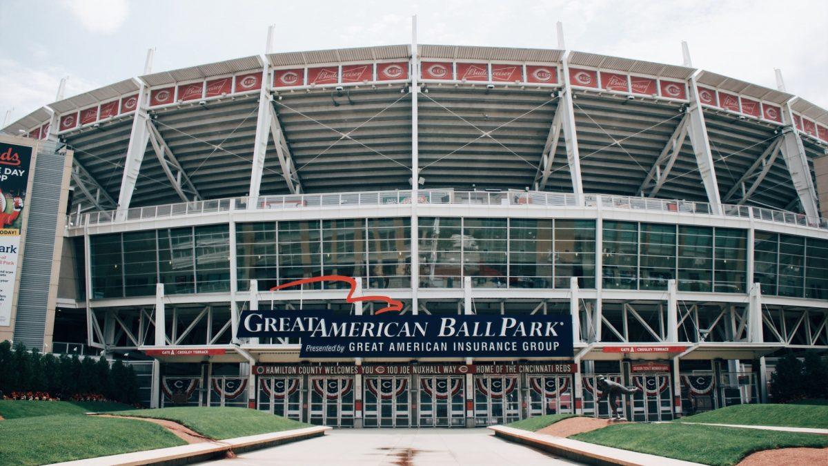 Great American Ball Park, estadio de los Cincinnati Reds