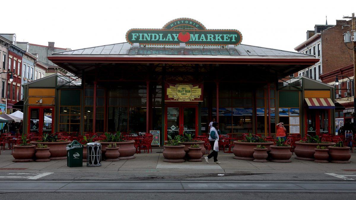 Histórico Mercado Findlay de Cincinnati