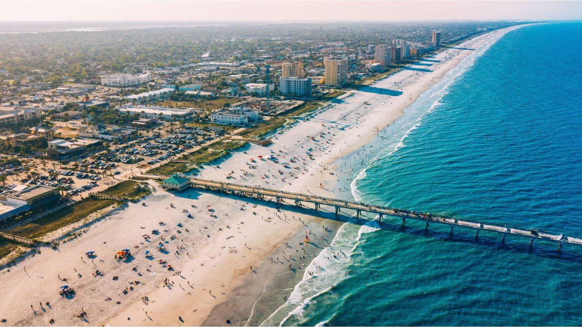 Playas de Jacksonville, Florida