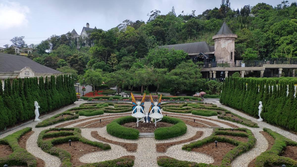 jardines ba na hills 2