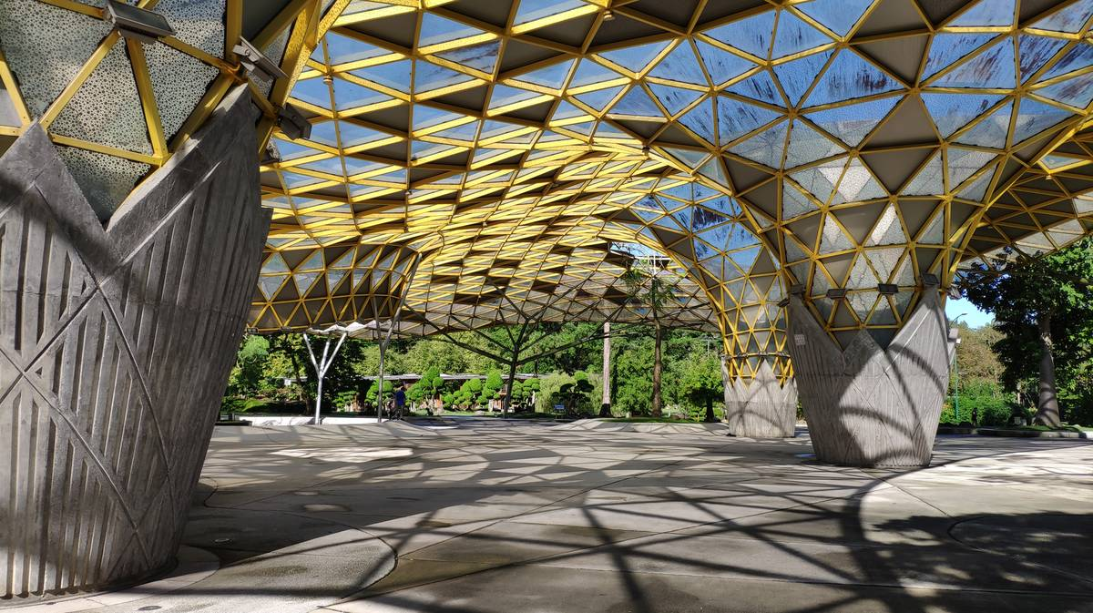 Jardín Botánico de Perdana o Lake Gardens