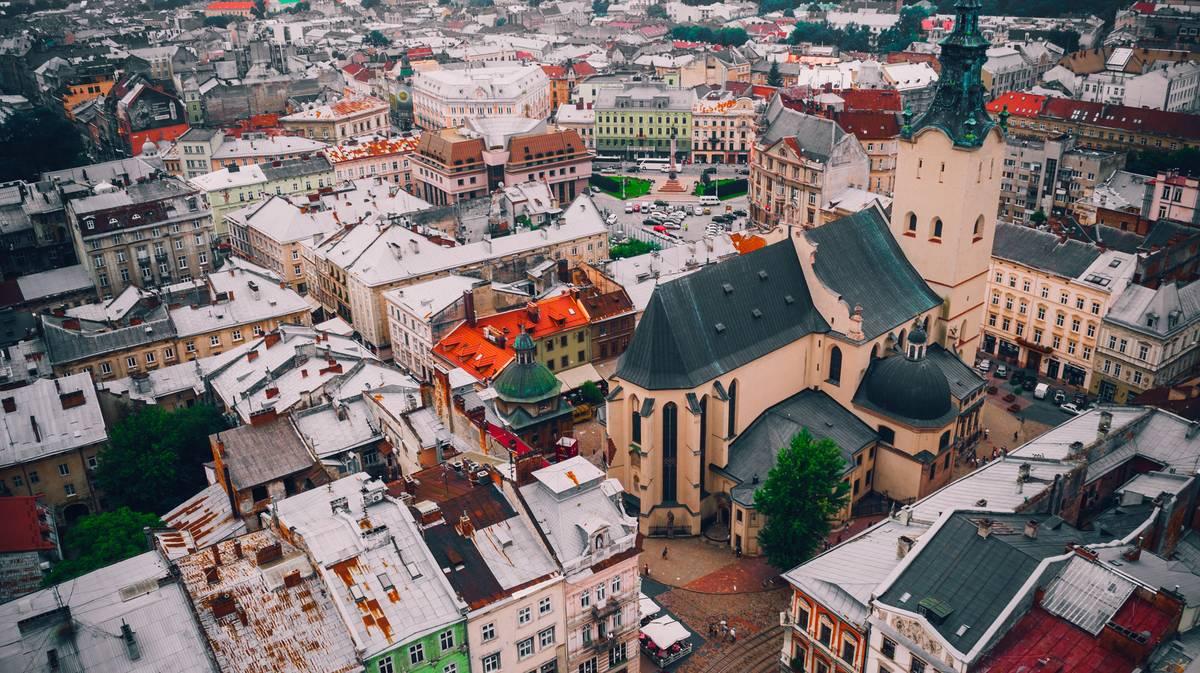 Centro histórico de Lviv (Léopolis)