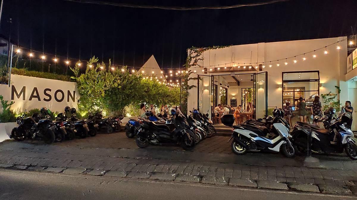 Mason - Restaurante tapas Canggu