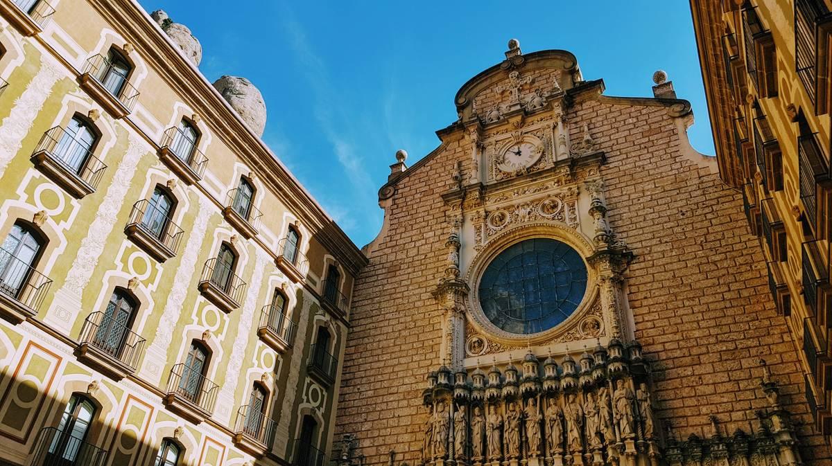 La Basílica de Montserrat
