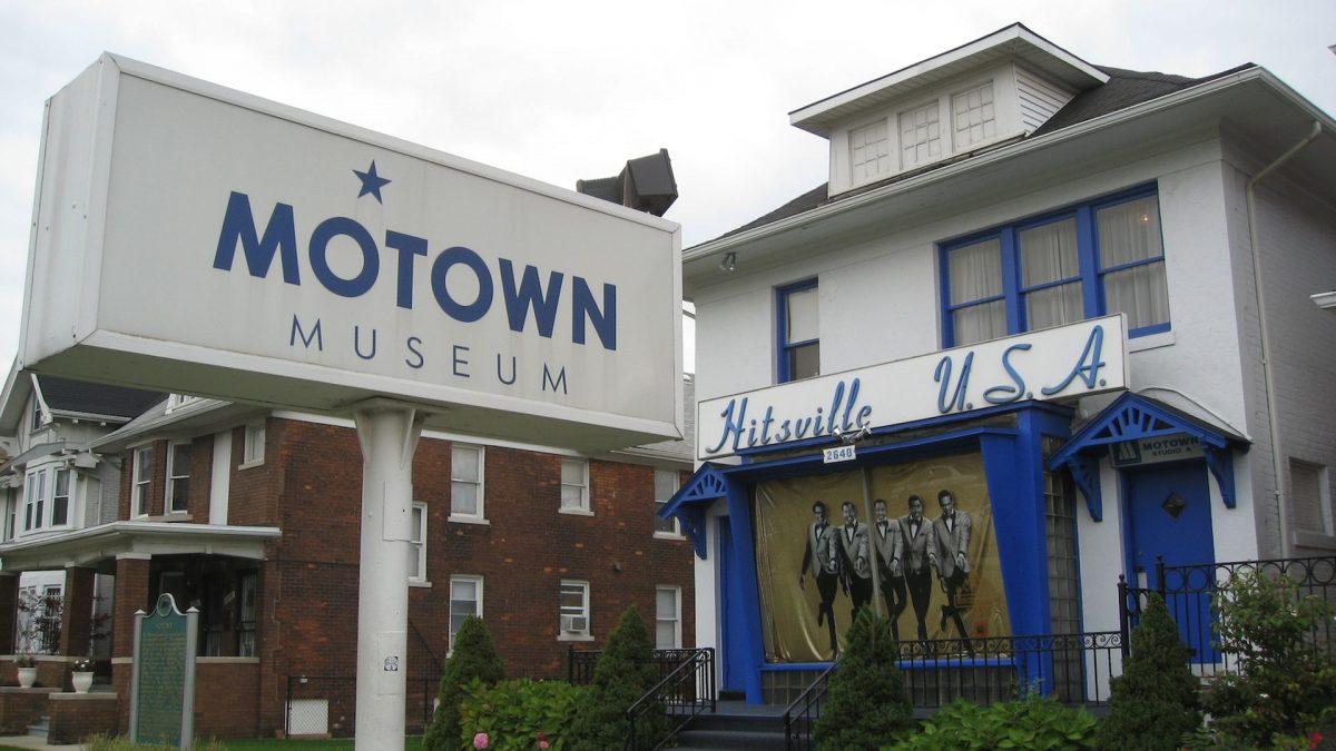 Museo Motown en Detroit