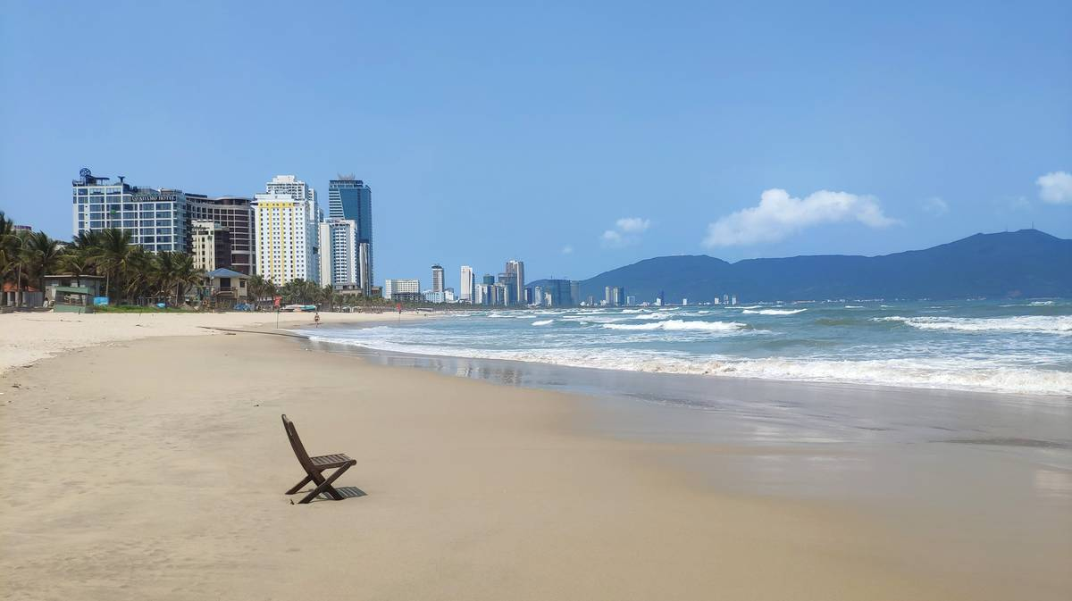 my an beach da nang