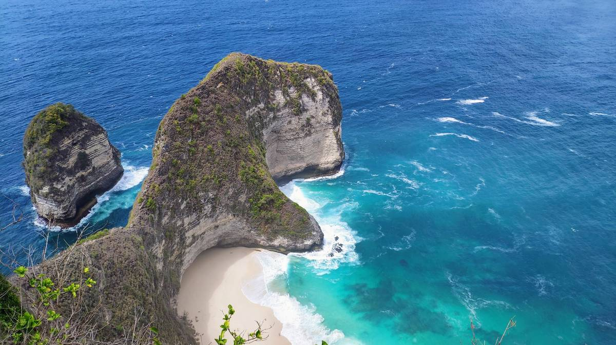 nusa penida kelingking beach trex 2