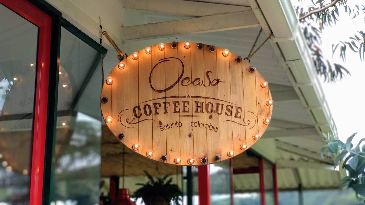 Ocaso Coffee House