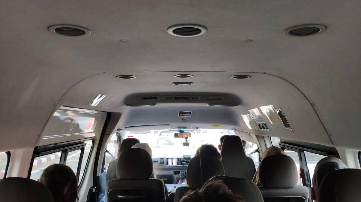 pai minivan