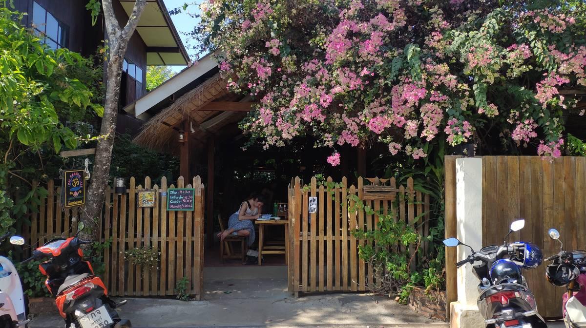 pai restaurante om garden