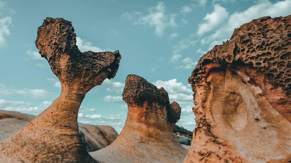 Parque Geológico de Yehliu