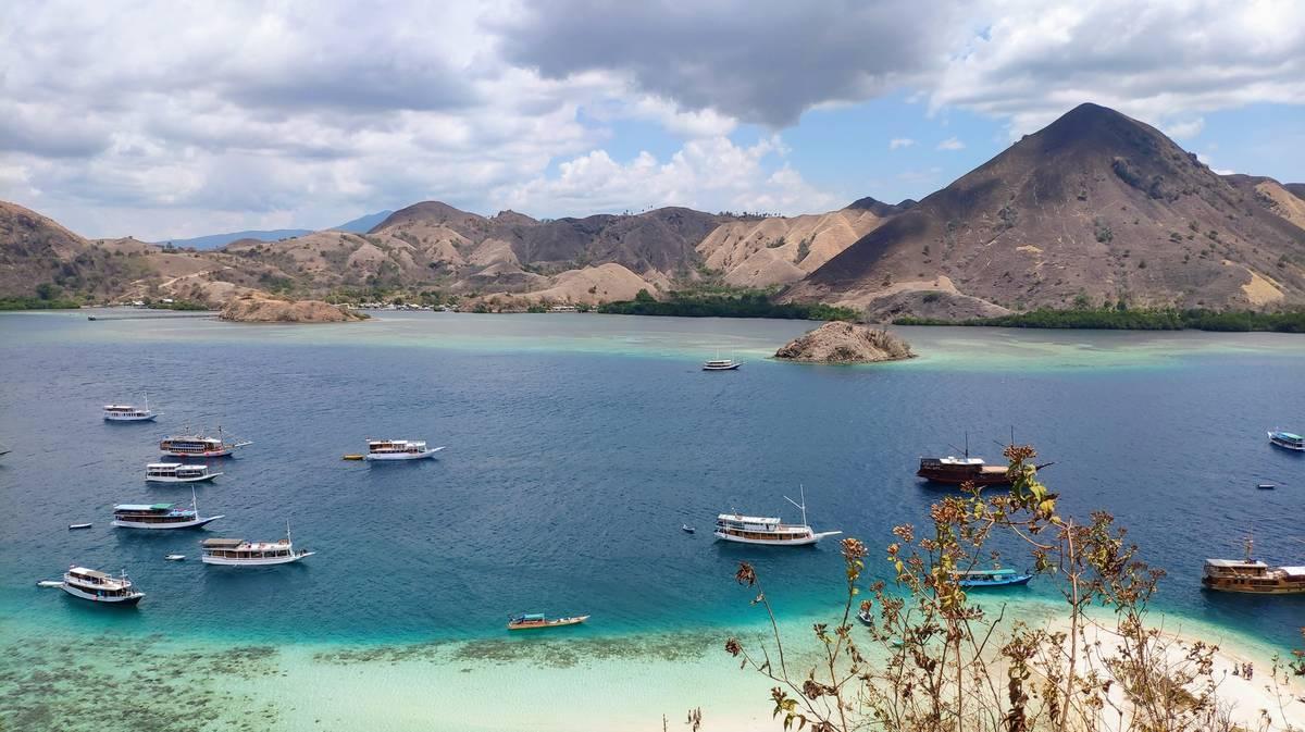 parque nacional komodo isla kelor 2