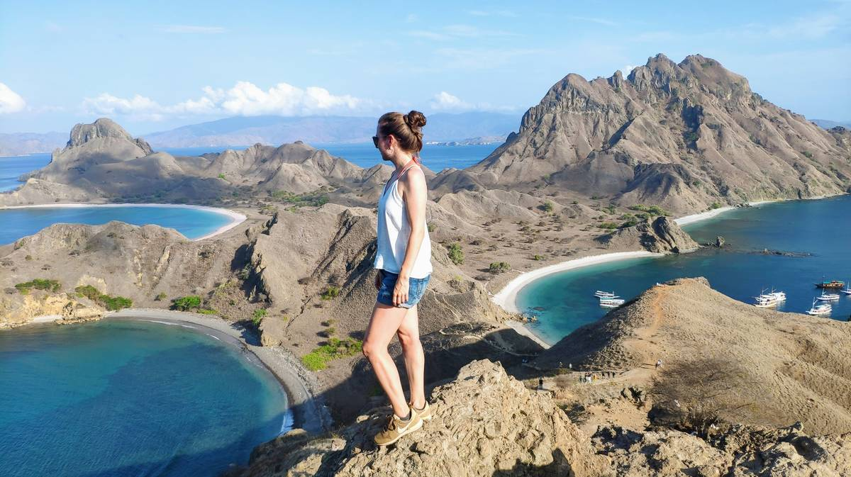 parque nacional komodo isla padar 2