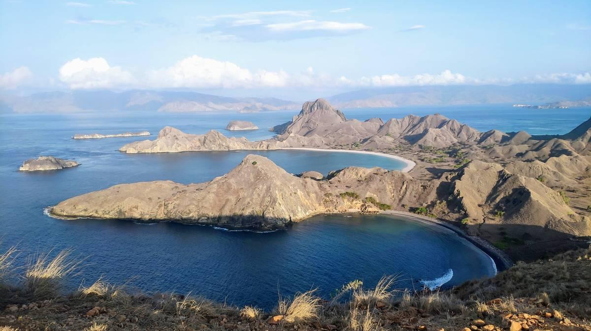 parque nacional komodo isla padar 3