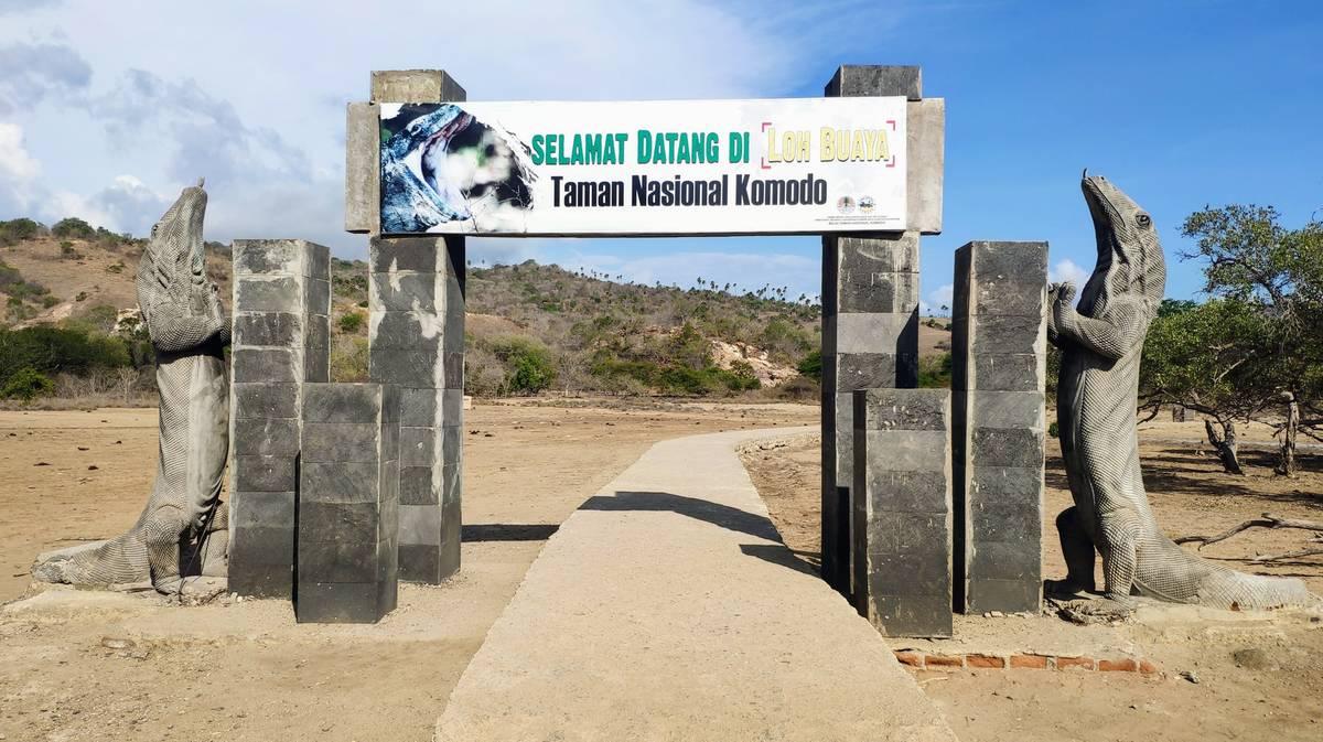 parque nacional komodo isla rinca