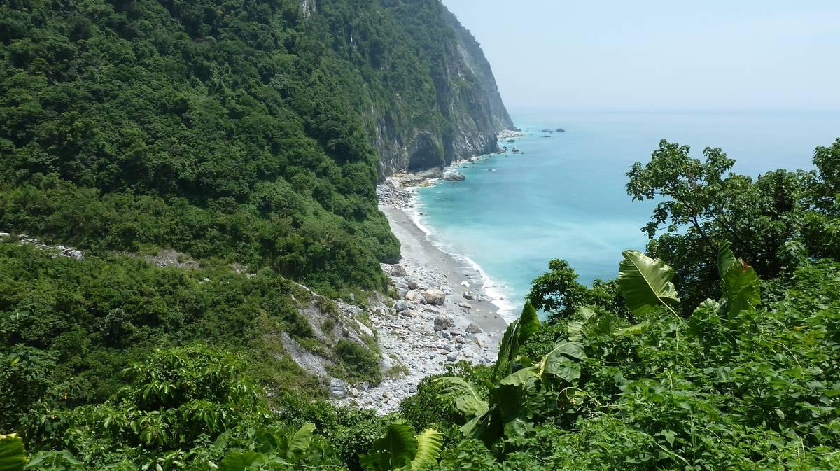 parque nacional taroko taiwan