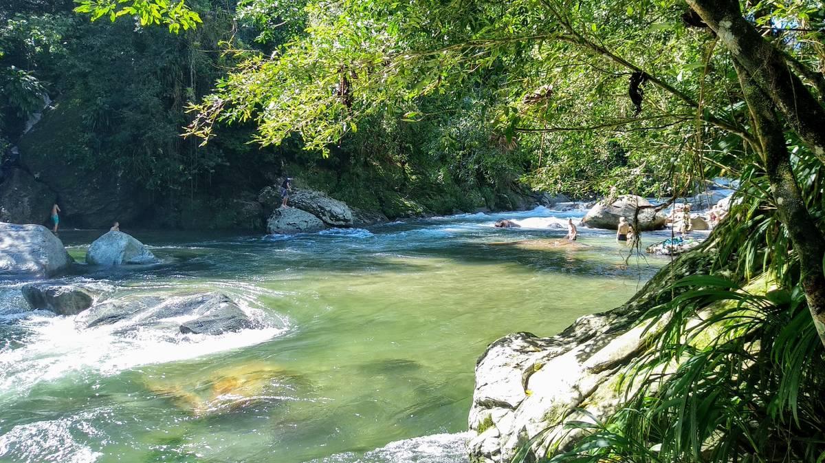 Buritaca natural pool