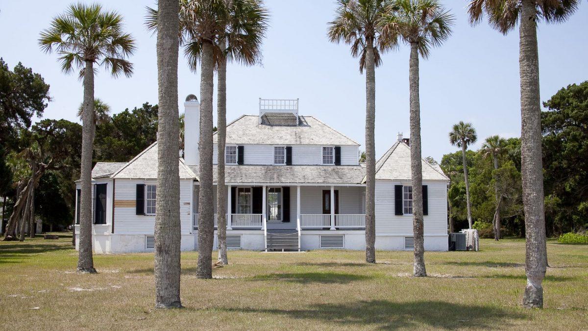 Plantación Kingsley en Jacksonville, Florida