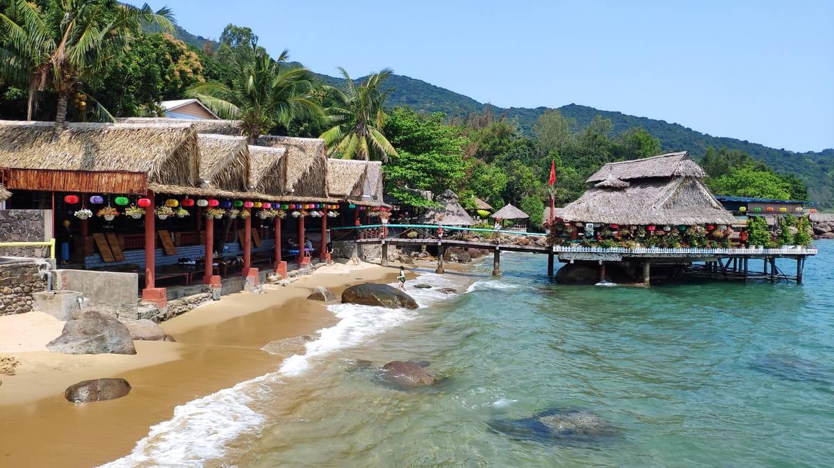 playa bai rang da nang