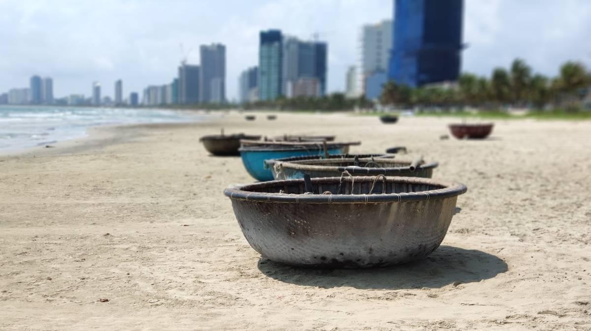 playa de los pescadores danang