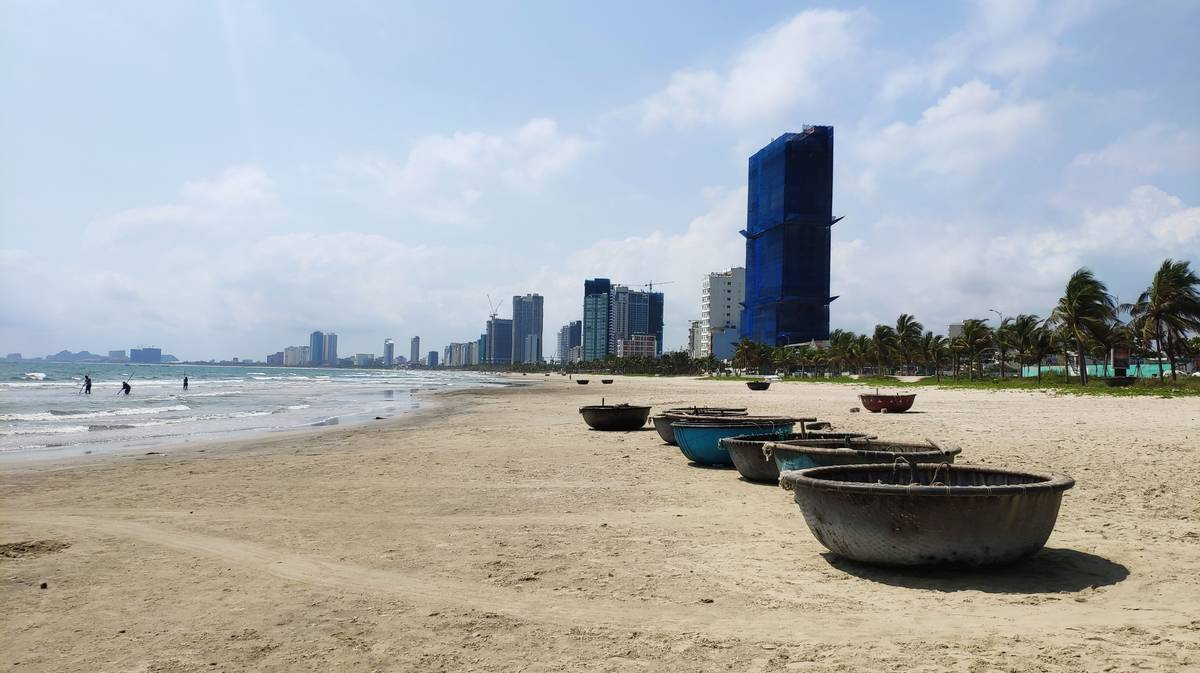 playa man thai beach da nang