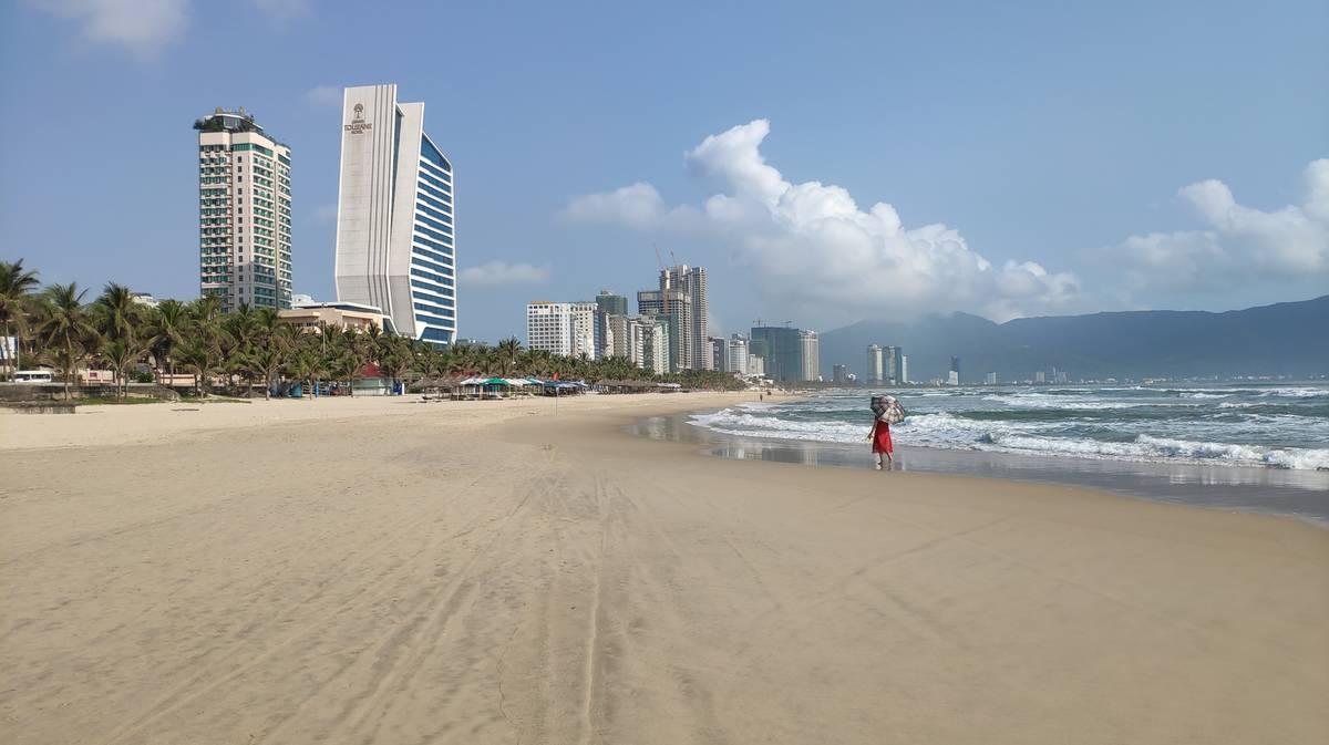 playa my khe beach da nang