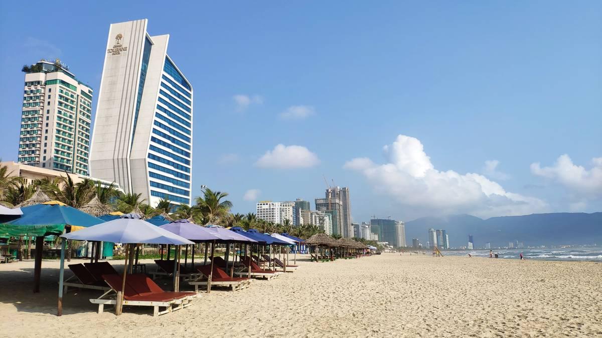 playas da nang