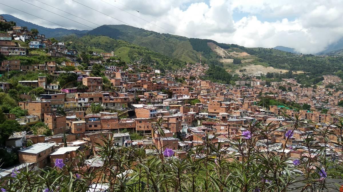 Vistas San Javier Comuna 13
