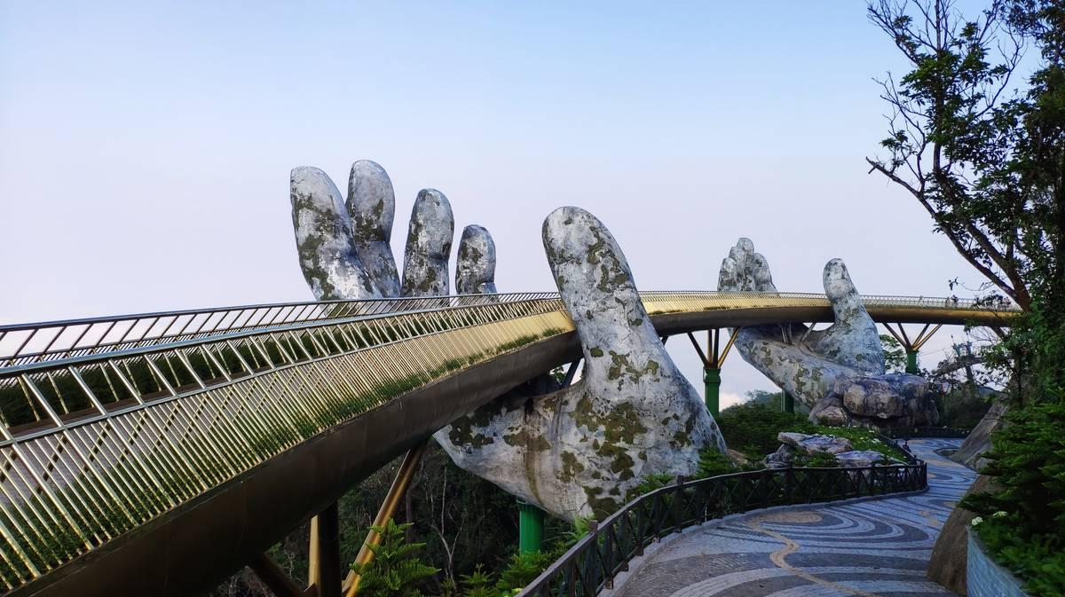 puente de las manos ba na hills 1